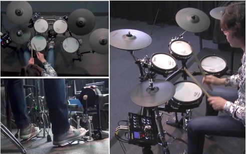 ドラム教則動画