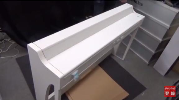 Korg コルグ G1 Air 88鍵盤 デジタルピアノ 電子ピアノ 組み立て