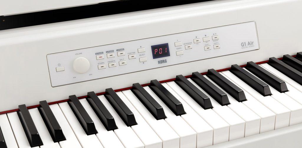Korg コルグ G1 Air 88鍵盤 デジタルピアノ 電子ピアノ タッチ
