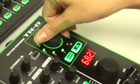 Roland AIRA TR-8 SCATTER