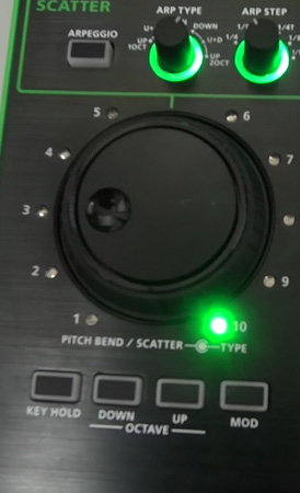 Roland AIRA SYSTEM-1 SCATTER