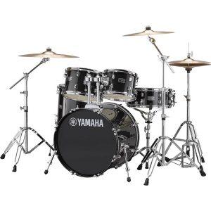 YAMAHA(ヤマハ) / RYDEEN(ライディーン) [RDP2F0STD BLG(ブラックグリッター)]【20BD シンバル付きフルセット】 - ドラムセット -