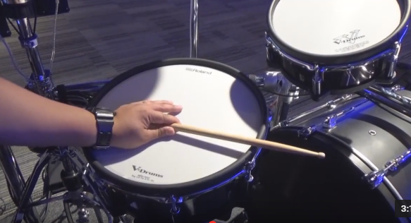 Roland(ローランド) / PD-140DS - Vパッド・デジタル・スネア - 【V-Drum用アクセサリー】