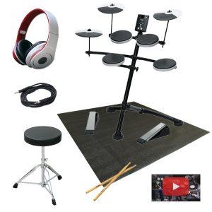 【初心者セットA】Roland(ローランド) / TD-1K 電子ドラム 【Vドラム】 5大特典セット