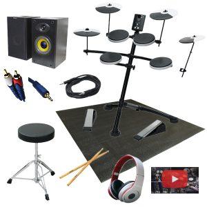 【初心者セットC】Roland(ローランド) / TD-1K 電子ドラム 【Vドラム】 8大特典セット