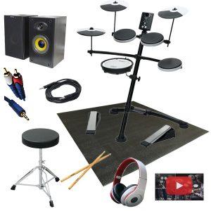 【初心者セットB】Roland(ローランド) / TD-1KV 電子ドラム 【Vドラム】 7大特典セット