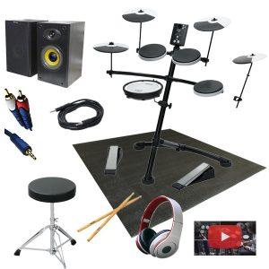 【初心者セットC】Roland(ローランド) / TD-1KV 電子ドラム 【Vドラム】 8大特典セット