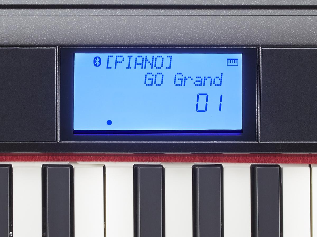 Roland(ローランド) / GO:PIANO ディスプレイ