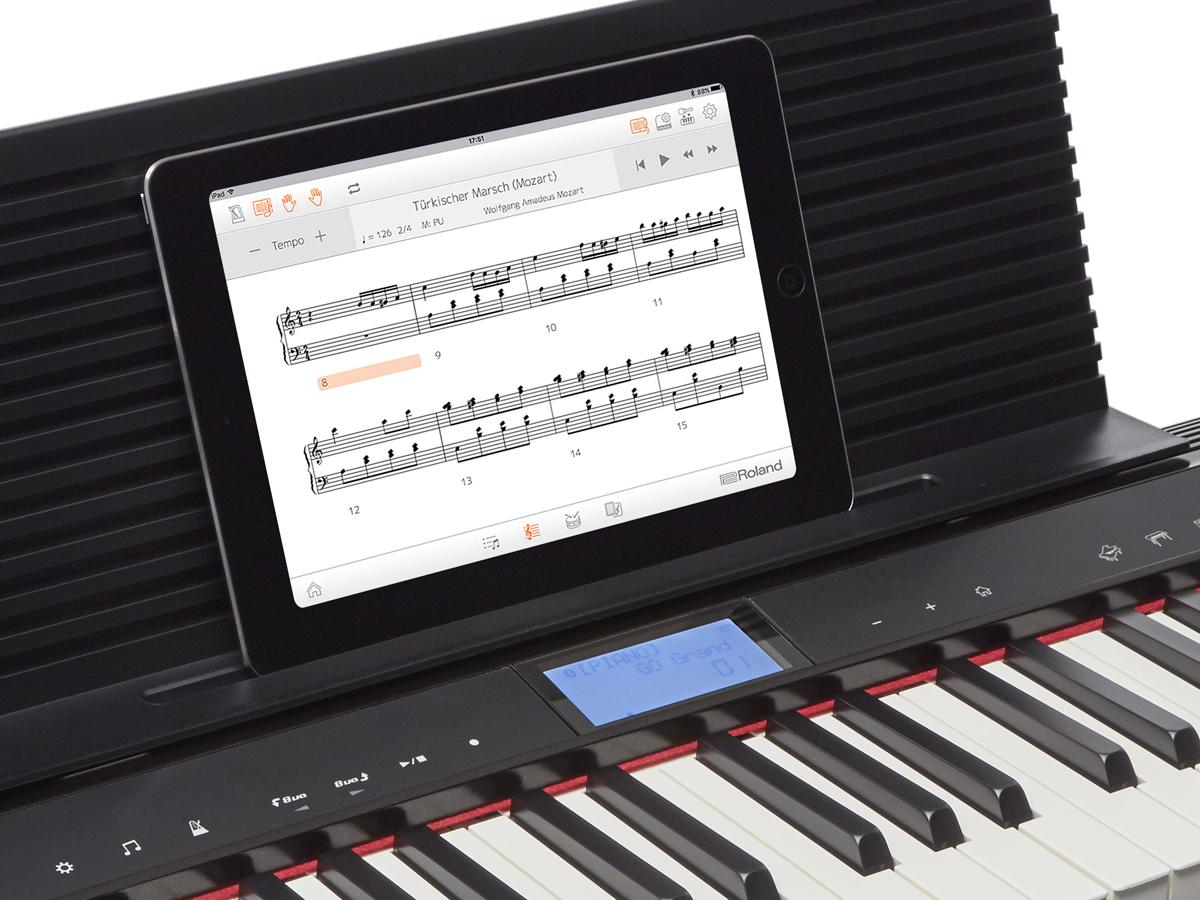 Roland(ローランド) / GO:PIANO Bluetooth対応