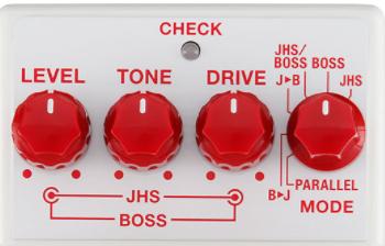 BOSS Angry Driver JB-2 はモードに特徴があります。