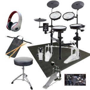【初心者セットA】Roland(ローランド) / TD-1KPX2 V-Drums Portable Vドラム 電子ドラム