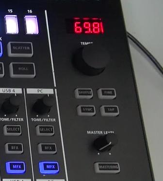 Roland AIRA MX-1 TEMTO