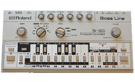 Roland AIRA TB-3 TB-303