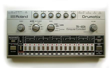 Roland AIRA TR-8 TR-606