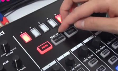 Roland AIRA MX-1 BEAT FX