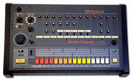 Roland AIRA TR-8 TR-808