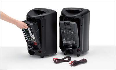 STAGEPAS 拡声器 スピーカー PAシステム 音響 特集