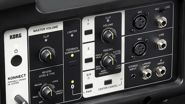 KORG KONNECT 拡声器 スピーカー PAシステム 音響 特集