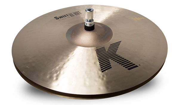 "Zildjian(ジルジャン) / 15"" K ZILDJIAN SWEET HIHAT Pair ""K Sweet Collection"" [NKZL15SWHHT/HHBM] - ハイハットシンバル ペア-"