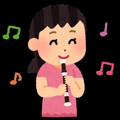 小学校中学年のお子様向け楽器