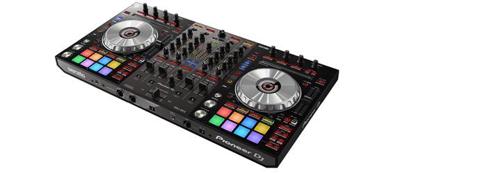 Serato DJ Pro の性能を最大限に引き出す操作性とデザイン