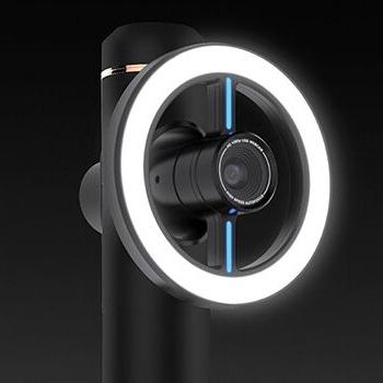 搭載カメラはフルHD で高画質!