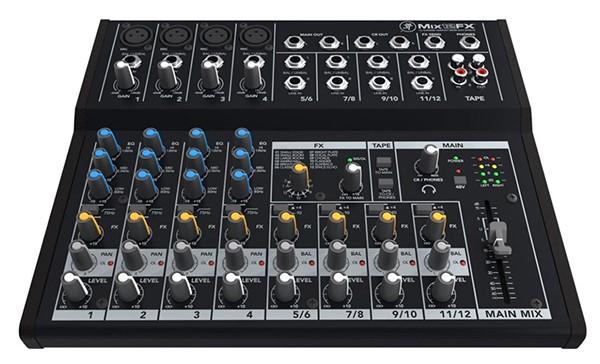 【本格PA 2chワイヤレスアクセサリーBセット】 DJ-Tech (ディージェーテック) / FPX-G12BTE - 充電式 簡易PAシステム -