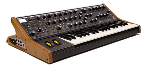 Moog モーグ MOOG Subsequent37 パラフォニック・アナログ・シンセサイザー アナログシンセ