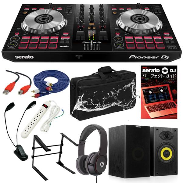 Pioneer(パイオニア) / DDJ-SB3 【Serato DJ Lite無償】 DJ初心者快適スタートセット