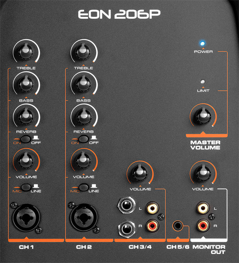 EON 拡声器 スピーカー PAシステム 音響 特集