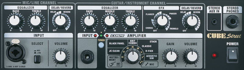 CUBE STREET 拡声器 スピーカー PAシステム 音響 特集