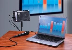 MOBILE CUBE 拡声器 スピーカー PAシステム 音響 特集