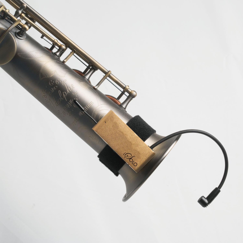 CLOUDVOCAL(クラウドヴォーカル) / iSolo PURE Wind - 世界最小クラス 管楽器用 ワイヤレスレコーディングシステム -