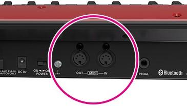 Roland ローランド AX-EDGE-B AX-EDGE-W 49鍵 ショルダー・キーボード シンセサイザー