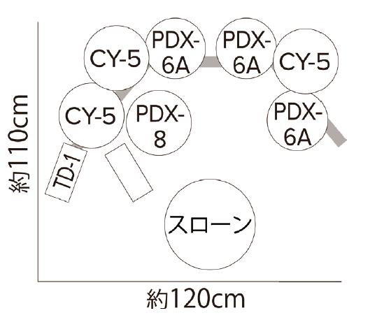 Roland(ローランド) / TD-1DMK [TD-1 Double Mesh Kit] 電子ドラム Vドラム エレドラ