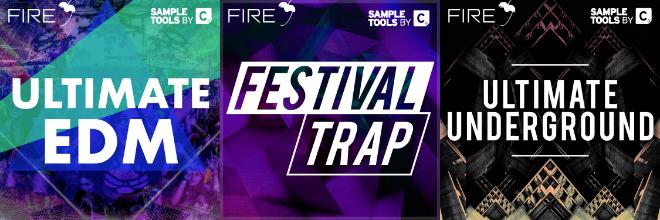 Akai (アカイ) / FIRE - FL Studio専用コントローラー -【FL Studio Fruity Fire Edition付属】 Sample Tools by Cr2のFire拡張用サンプルパック キャンペーン