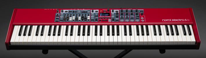 Clavia Nord Electro キーボード ステージピアノ ノードエレクトロ