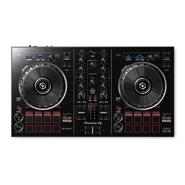 Pioneer(パイオニア) / DDJ-RB 【REKORDBOX DJ 無償】- PCDJコントローラー -