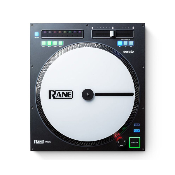 Rane(レーン) / TWELVE 【Serato DJ Pro 無償】- PCDJコントローラー -