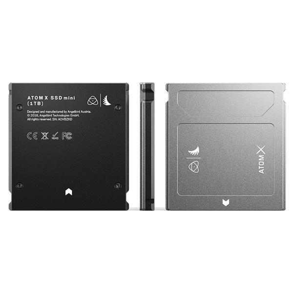 ANGELBIRD(エンジェルバード) / Atom X MINI (1TB) 【AtomX SSDmini規格対応小型SSD】 - プロ機器用記録メディア -
