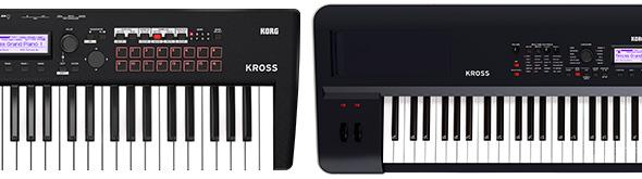 KROSS2-61 KROSS2-88 デザイン