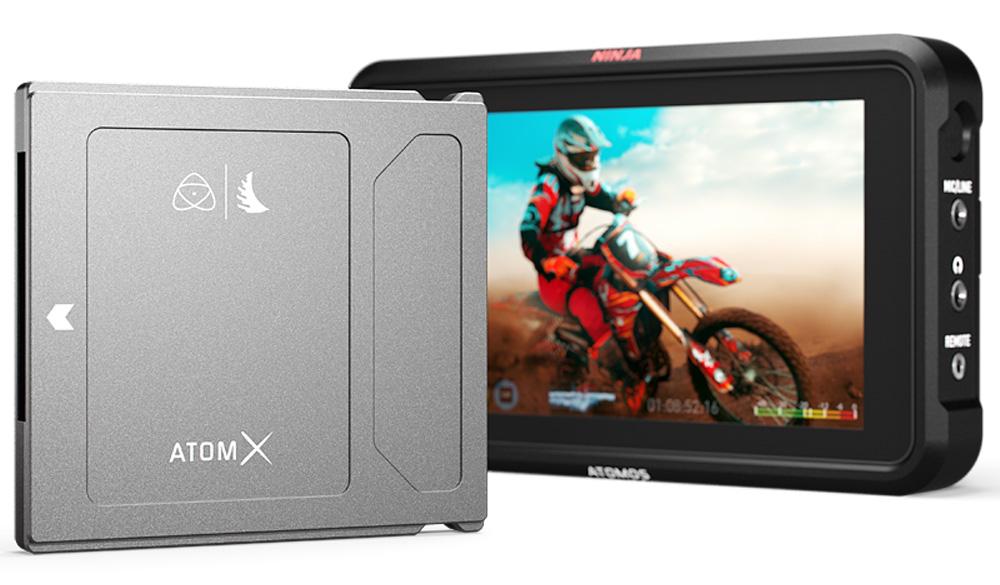 ANGELBIRD(エンジェルバード) / Atom X MINI 【AtomX SSDmini規格対応小型SSD】 - プロ機器用記録メディア -