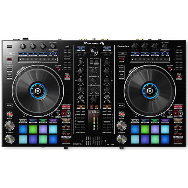 Pioneer(パイオニア) /  DDJ-RR 【REKORDBOX DJ 無償】- PCDJコントローラー - 【数量限定収納ケースプレゼント!】