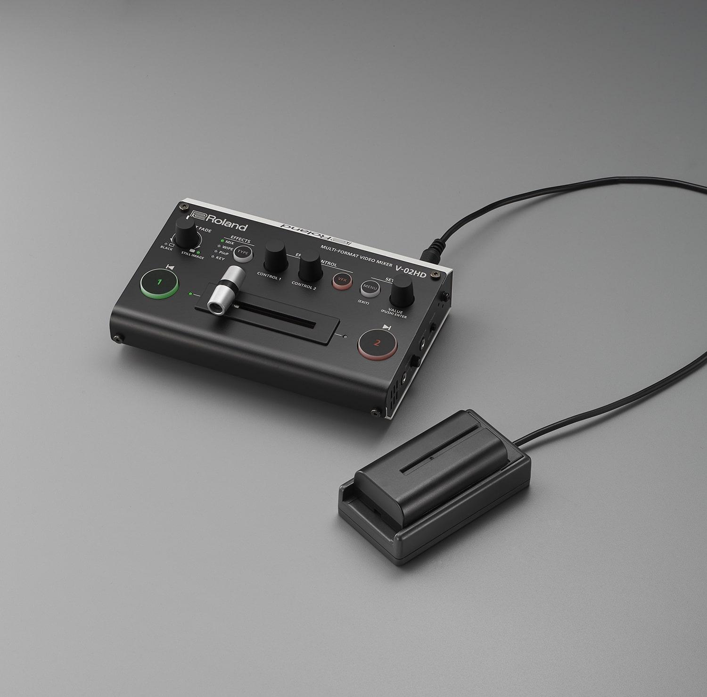 Roland V-02HD バッテリー