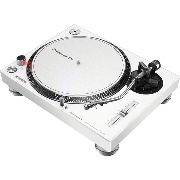 【レコードクリーナープレゼントキャンペーン】 Pioneer(パイオニア) / PLX-500-W - ダイレクトターンテーブル -
