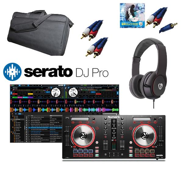 Numark(ヌマーク) / MixTrack Pro3 / Serato DJ セット【Serato フェア】