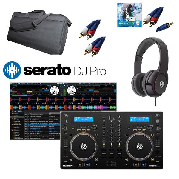 Numark(ヌマーク) / Mixdeck Express / Serato DJ セット 【Serato フェア】