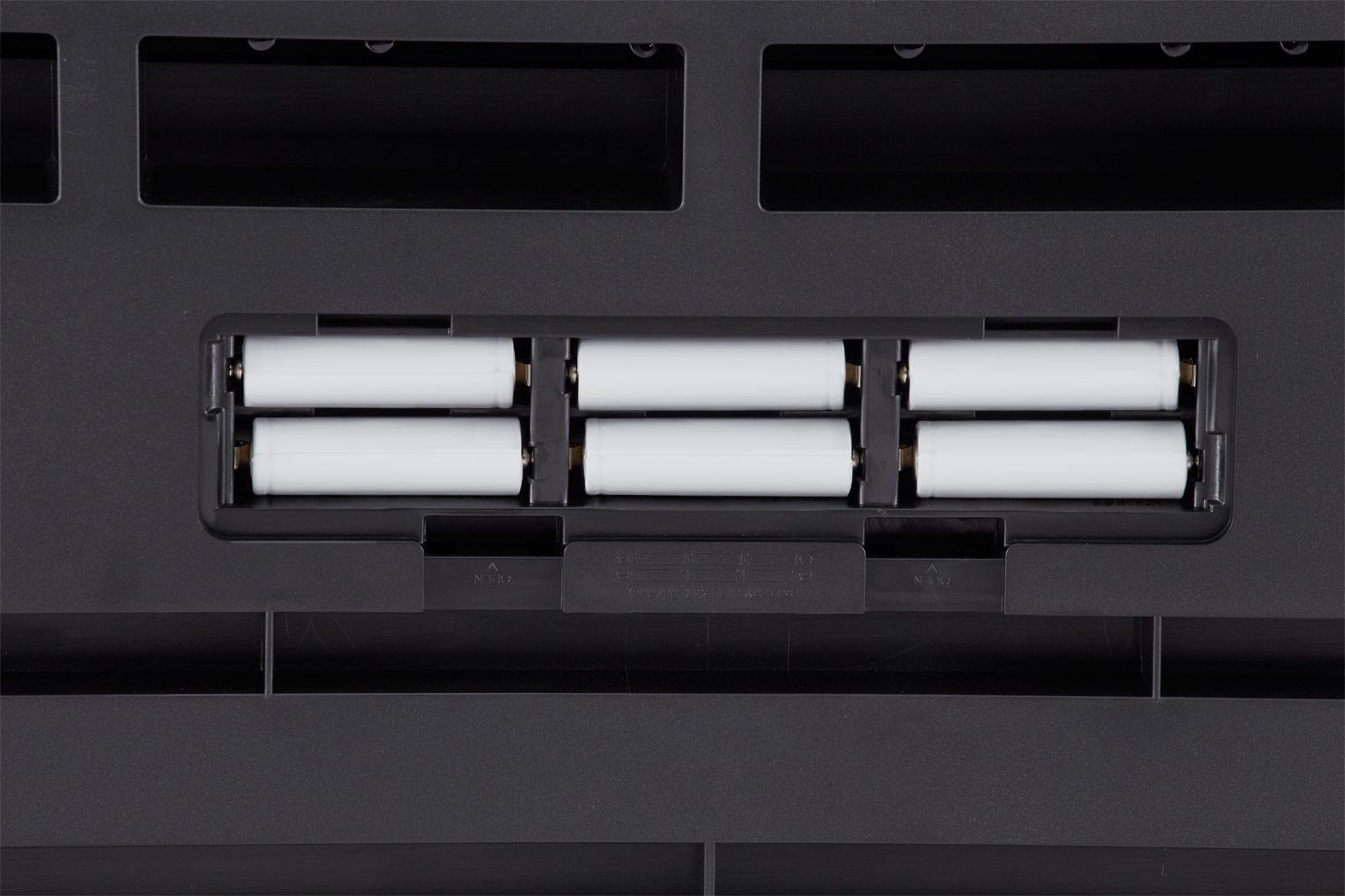 Roland GOシリーズ KORG EK-50 電池駆動