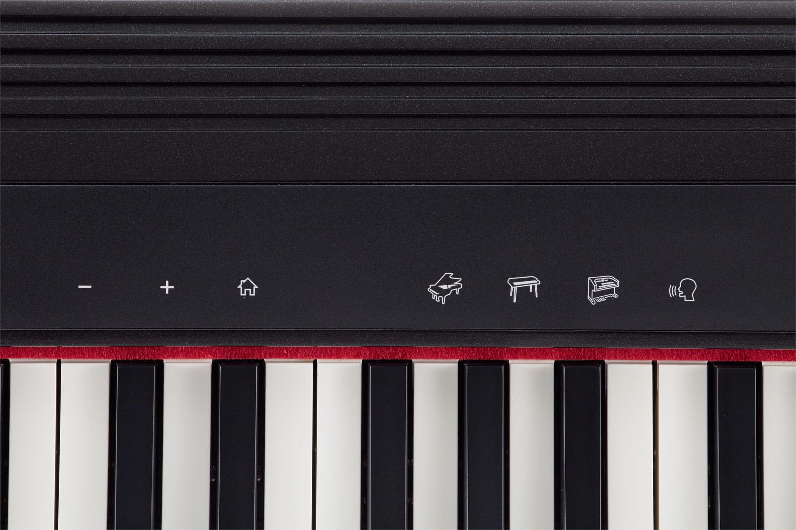 Roland GO:PIANO コントロール