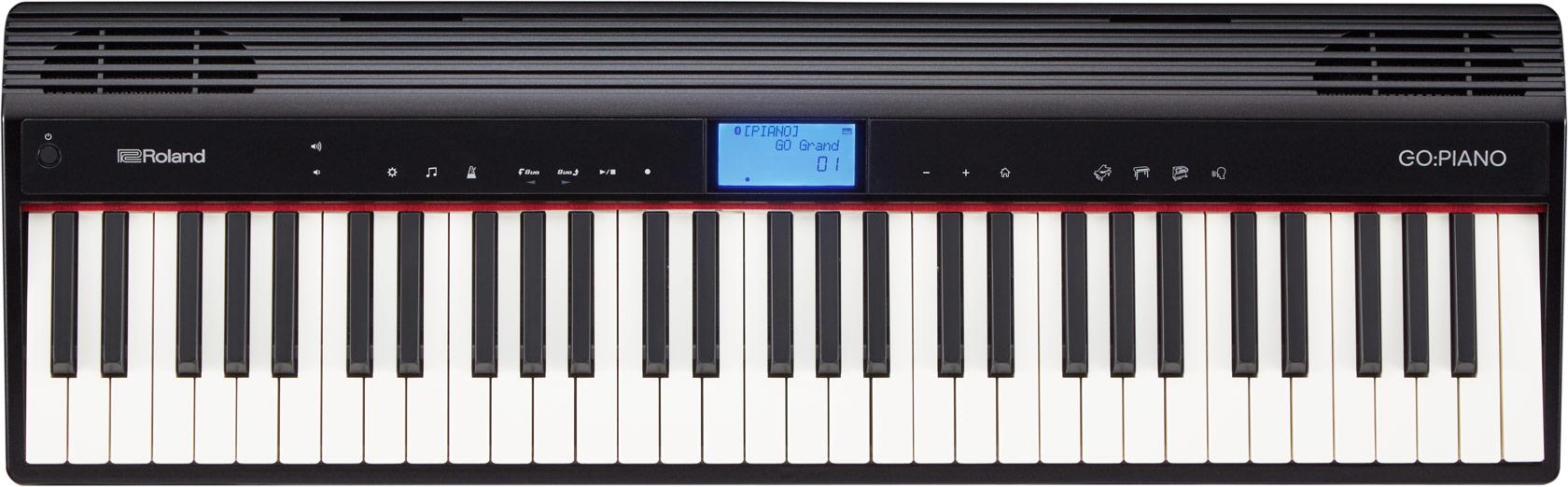 Roland GO:PIANO デザイン